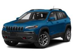 2020 Jeep Cherokee Trailhawk Elite SUV 1C4PJMBXXLD632515