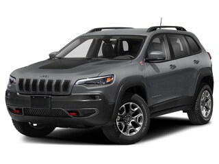 New 2020 Jeep Cherokee Trailhawk Elite SUV for sale in Oshawa, ON