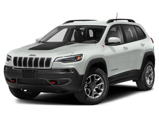 New 2020 Jeep Cherokee Trailhawk SUV for sale in Camrose, AB