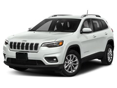 New 2020 Jeep Cherokee 4x4 Overland SUV London ON