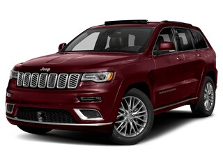 New 2020 Jeep Grand Cherokee Summit SUV 1C4RJFJTXLC353736 for sale in Cold Lake AB