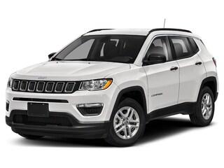 2020 Jeep Compass Altitude SUV 3C4NJDBB9LT156649