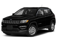 New 2020 Jeep Compass 4x4 Limited SUV London ON