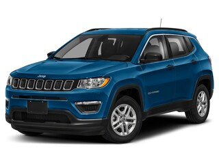 New 2020 Jeep Compass Sport SUV for sale in Camrose, AB