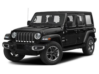 New 2020 Jeep Wrangler Unlimited Sahara SUV for sale in Ingersoll, ON