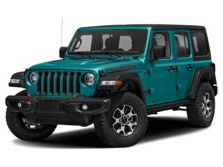 2020 Jeep Wrangler Unlimited Rubicon SUV 1C4HJXFN0LW283917