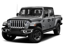 2020 Jeep Gladiator Overland 4X4 HEATLEATHERSEAT/WHEEL-BACKUPCAM Truck Crew Cab