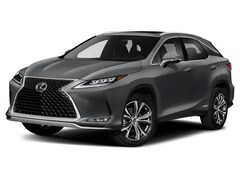 2020 LEXUS RX 450h Premium Package Base SUV