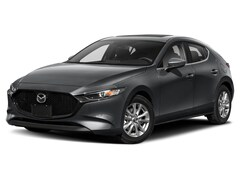 2020 Mazda Mazda3 GS WITH MAZDA'S I-ACTIV ALL WHEEL DRIVE - HIGHLY S Hatchback