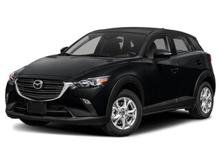 2020 Mazda CX-3 GS AWD WITH LUXURY PACKAGE-LEATHERETTE-SUNROOF-EME SUV