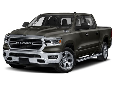 2020 Ram 1500 Big Horn Built to Serve Edition 4x4 Crew Cab 144.5 in. WB
