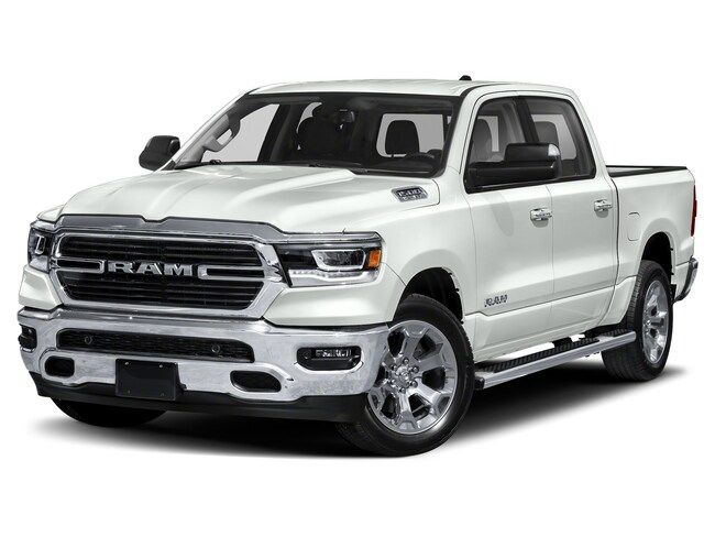 Used 2020 Ram 1500 Big Horn DEMO DEAL Truck Crew Cab in Windsor, Ontario