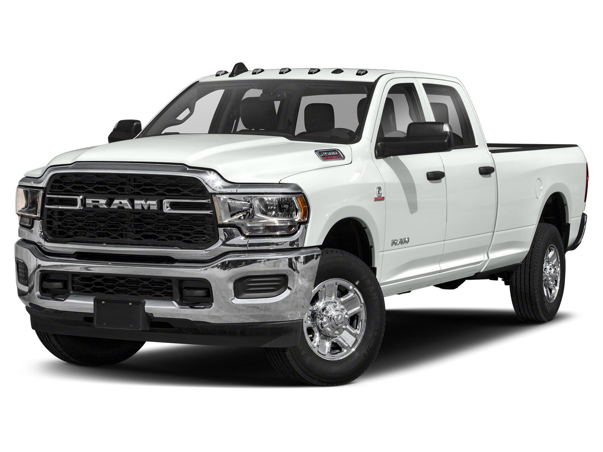 2020 Ram 2500 Truck Crew Cab