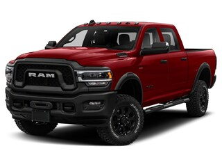New 2020 Ram 2500 Power Wagon 4x4 Crew Cab for sale in Camrose, AB