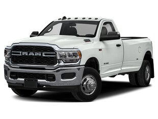 2020 Ram 3500 Tradesman Truck Regular Cab
