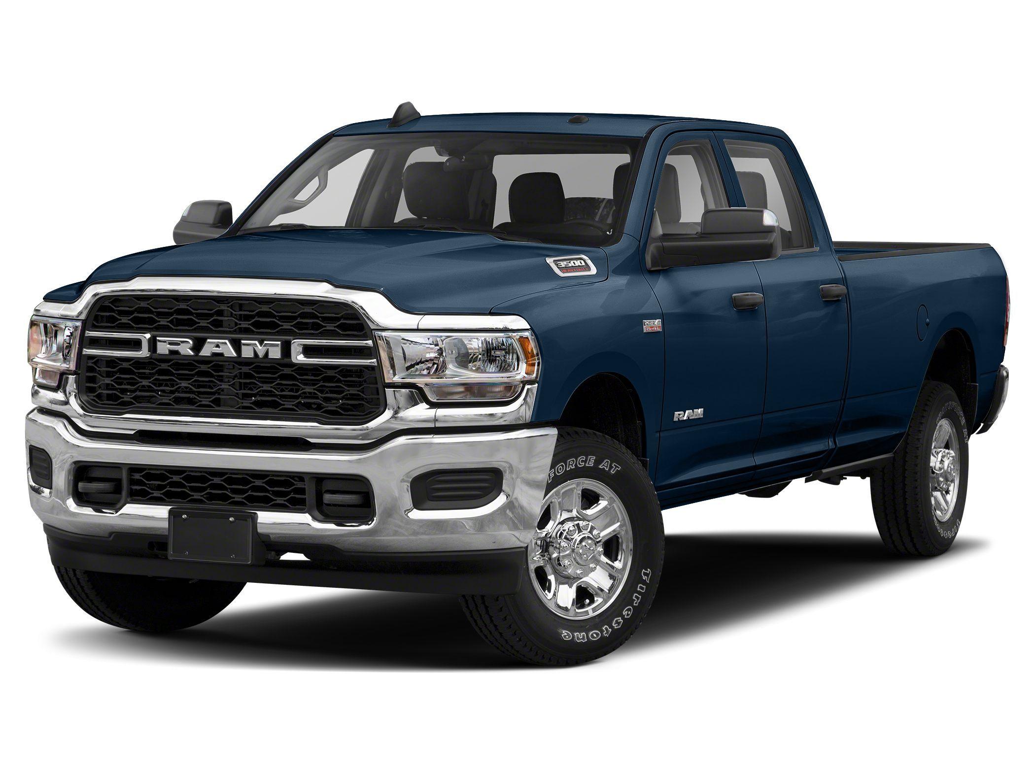 2020 Ram 3500 Truck Crew Cab