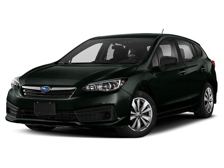 2020 Subaru Impreza Sport Car