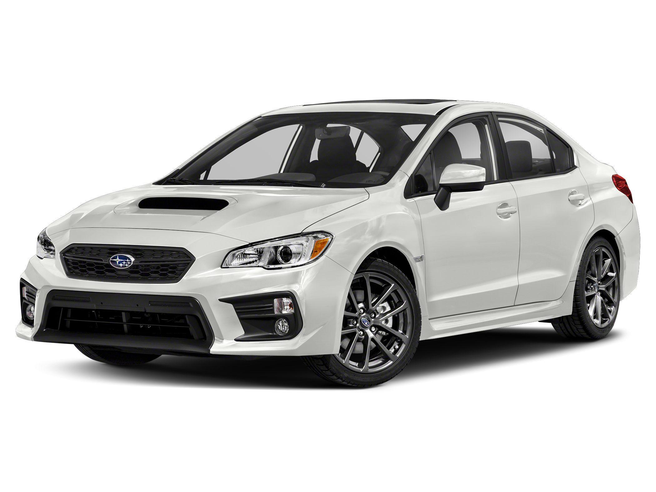 2020 Subaru WRX Sport-tech AWD