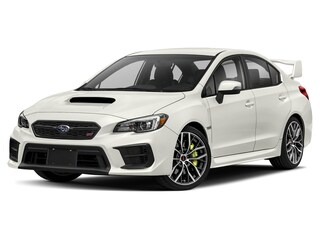 2020 Subaru WRX STI Limited Sedan