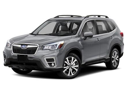 2020 Subaru Forester Limited VUS
