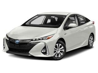 2020 Toyota Prius Prime Upgrade Technology Package with Premium Paint Hatchback