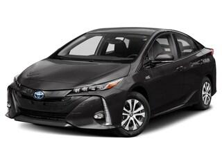 2020 Toyota Prius Prime Upgrade Package Hatchback