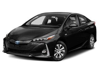 2020 Toyota Prius Prime Upgrade Package Hatchback