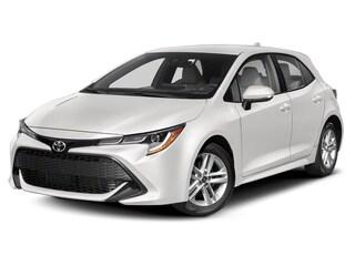 2020 Toyota Corolla S Hatchback