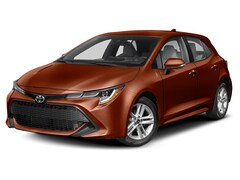 2020 Toyota Corolla 2W 4CY H/BACK Corolla Hatchback CVT Hatchback