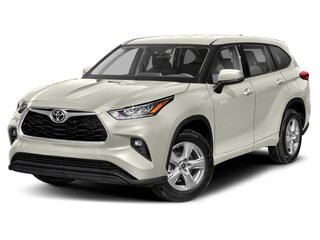 2020 Toyota Highlander Hybrid LE AWD with Premium Paint SUV