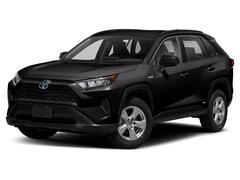 2020 Toyota RAV4 Hybrid Hybrid LE SUV
