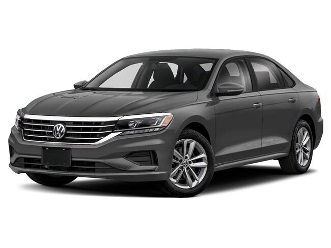 2020 Volkswagen Passat Highline Sedan
