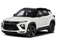 2021 Chevrolet Trailblazer AWD 4dr RS Sport Utility