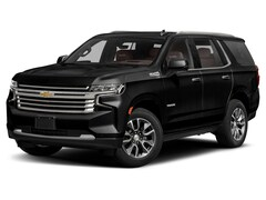 2021 Chevrolet Tahoe 4WD 4dr High Country Sport Utility