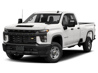 2021 Chevrolet Silverado 2500HD Work Truck Truck Double Cab