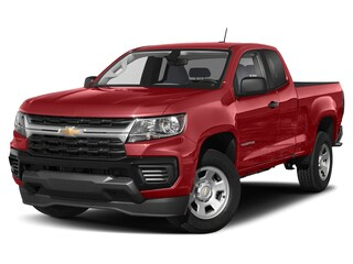 2021 Chevrolet Colorado 4WD Work Truck Extended Cab Pickup