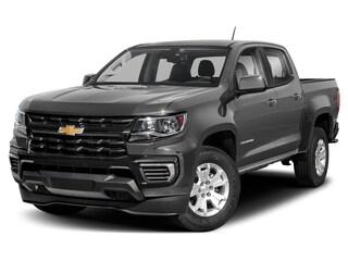 2021 Chevrolet Colorado 4WD LT Crew Cab Pickup