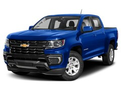 2021 Chevrolet Colorado 4WD Z71 Truck Crew Cab