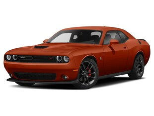 2021 Dodge Challenger Scat Pack 392 Coupe
