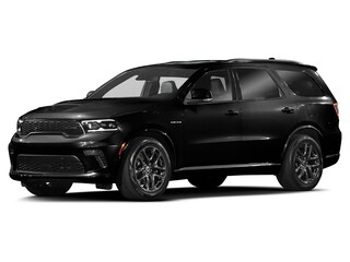 2021 Dodge Durango GT All-wheel Drive for sale in Leamington, ON DB Black