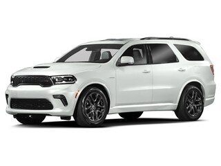 2021 Dodge Durango SRT -- BLACK OUT PKG -- RED SEATS! All-wheel Drive
