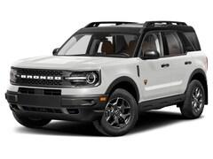 2021 Ford Bronco Sport Badlands 4x4 SUV