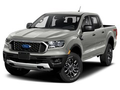 2021 Ford Ranger Truck SuperCrew