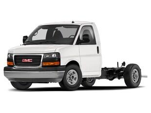 2021 GMC Savana Cutaway Work Van Truck