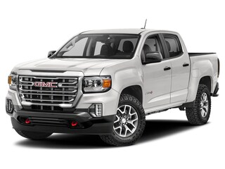 2021 GMC Canyon 4WD AT4 w/Cloth Truck Crew Cab
