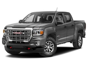 2021 GMC Canyon AT4 w/Leather Truck Crew Cab