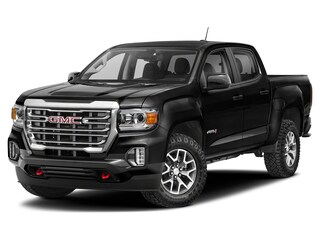 2021 GMC Canyon 4WD AT4 w/Leather Crew Cab Pickup