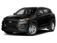 2021 Hyundai Tucson Preferred w/Sun & Leather Package SUV