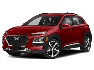 2021 Hyundai KONA 1.6T Ultimate w/Red Colour Pack SUV