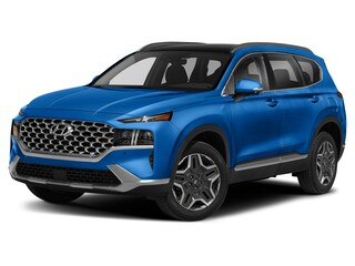 2021 Hyundai Santa Fe HEV Luxury SUV